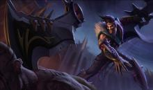 Pyke loves to lane with another aggressive champion, draven.