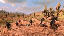 7 Days to die zombie desert