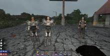Different armors in 7 Days to Die