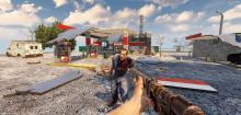 7 Days to Die zombie gas station