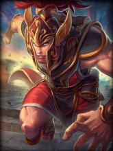 Mercury runs circles around the Arena map and enemy gods alike, master him and your opponents' heads will be spinning