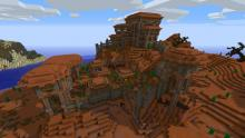 Minecraft-desert-colors-mesa-biome