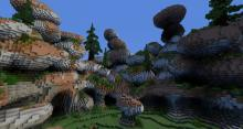 When crafters use the land itself to build, the results are breathtaking