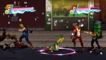 Co-op makes everything better, so and Double Dragon Neon is no exception