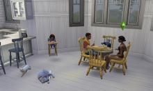 Delgato, Brindleton Bay, Pets, Family, Toddler, Sims 4