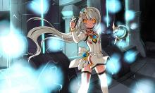 Explode your enemies with powerful magics as the Eve class in Elsword Online!