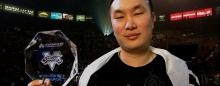 The first Evo champion for Street Fighter V, Infiltration is no stranger to championships.