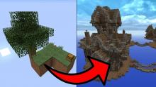 Play one of the most popular server games in Minecraft