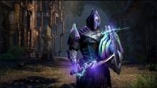 ESO Classes in Elder Scrolls Online are pre-made character roles equipped with skills that players are free to gear out towards their intended purpose within an adventuring party.
