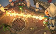 Many of the abilities in the game require good spacing and timing