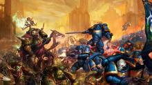 Ultramarines vs. Deathguard