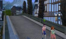 Windenburg, Olde Platze, Caliente, Scenery