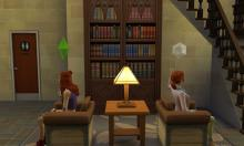 Pleasant sisters, Sims 4, University, studying, college, Britechester, Foxburry