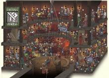 Here's a fun little game you can play, in this image are a bunch of infamous DnD characters, if you want to find Jamilah, she's a little hidden, but try to look for other members of Force Grey. Have fun looking through, and see how many you can find.(credit to u/Luigi580)