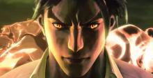 The devil gene takes over Jin Kazama, awakening a deadly force inside him.