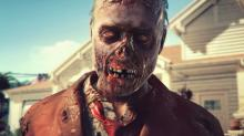 The most photogenic zombie you'll ever see.