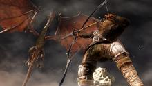 Wielding a giants bow with arrows the size of steel beams is cool if your strength is high enough.