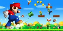 Someone needs to help Mario get off the shrooms!