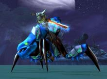 With path of frost you can almost feel like you have a water strider on steroids