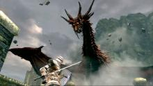 Fighting a Dragon 10 times your size is nothing in this dark game.