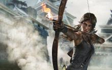 Lara Croft looks a lot better than she did back in her first games.