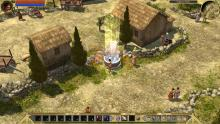 Throw a coin in the well and wish for more people to play Titan Quest