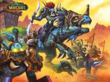 Vol'jin led the horde in it's fight against Garrosh