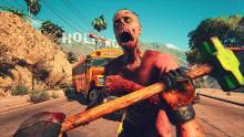 The classic Zombie versus Sledgehammer moment.