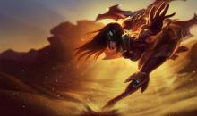 Sivir is the most ferocious babe in the game