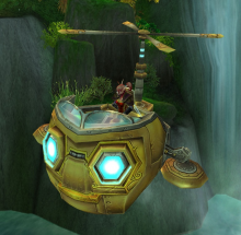 Seriously, that is a gnome's head