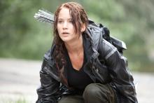 The survivor that won the Hunger Games and broke the Capital's rules would be sure to deliver a solid Lara Croft