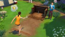 Sims 4: get to work image