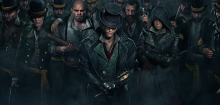 This is a snapshot from the highly anticipated Assassin's Creed Syndicate (Available this holiday season!!)