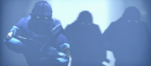 Another still from the Mac release trailer; and these guys came out long before Fallout 3