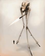 Concept art for HL2
