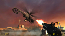 Screen from HL2