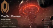 Omega is a lawless hub of thieves, mercenaries, and low-lifes. It's one of the more fleshed-out environments of Mass Effect 2.