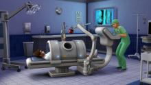 Image of Sims 4 medical career