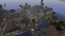 It's the mashup we deserve - the town of Riften captured in incredible detail as a Minecraft build