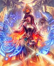 The legendary follower, Thoth is well known for its relationship with Last Words cards. Once ten have been destroyed, other cards that come into play gain the Last Words effect of doing two damage to the enemy leader each time that card is destroyed. It's easy to plan for and even makes for a good Aggro deck