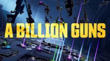 You read that right. One billion guns.