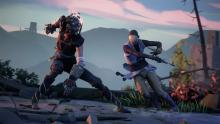 Some of the best fights happen in Absolver.