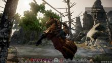 Horses are the best way to get around the large, expansive world of Thedas