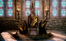 Thrones in Dragon Age Inquisition come in a variety of different gorgeous designs