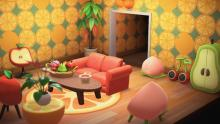 You can create a tasteful decor  using furniture from the Fruit DIYs.