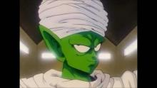 Finished with his years of training, Piccolo reached his adult form and attended the 23rd World Martial Arts Tournament. There he would face a number of opponents, the hardest of which was our hero Goku himself.