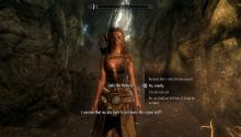 Enhanced Follower Aela May Comment On Quests