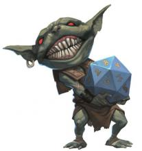 Either you stop playing before you start collecting dice, or you play long enough to see yourself become the Dice Goblin.