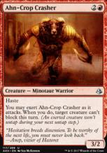 This card serves as a good bridge between your early and late game by doing damage and controlling the board.