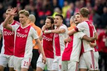 Ajax are the definition of total football
